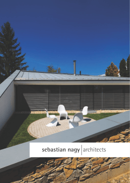 sebastian nagy architects