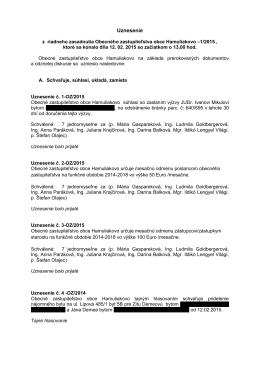 Uznesenie 12.02.2015 pdf
