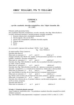 Zápisnica z OZ konaného 23.01.2012 (pdf, 144 kB)