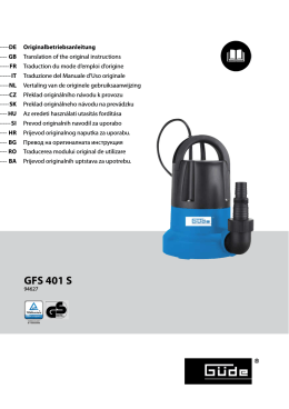 GFS 401 S