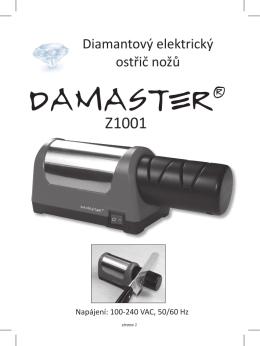 DAMASTER® - Kokiskashop.cz