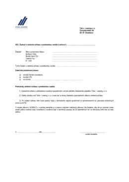 Žiadosť-o-udelenie-súhlasu-s-predstavbou-vozidla