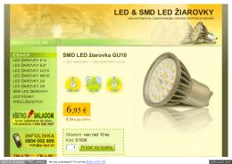 LED žiarovky - kvalitneLEDziarovky.sk