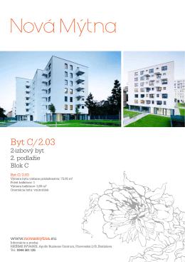 Byt C/2.03