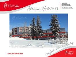 Atrium Hotel***