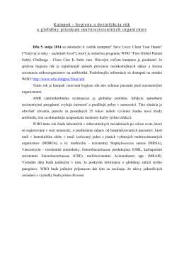 Deň hygieny a dezinfekcie rúk (pdf, 274 kB)