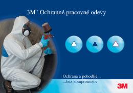 3M™ Ochranné pracovné odevy