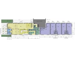 priestory pre byt. jednotky vstup prevádzka