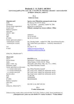 Dodatok1 ZoD-68-2014-Hastra-Terchová-Vrátna