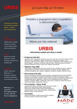 URBIS URBIS