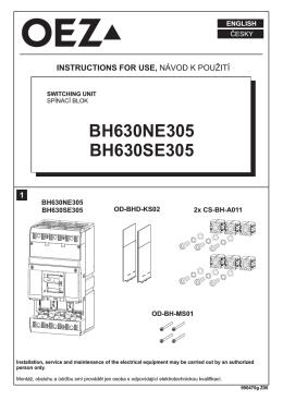 BH630NE305 BH630SE305