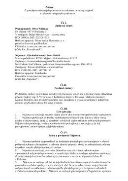 zmluva_holcik - Obec Polianka