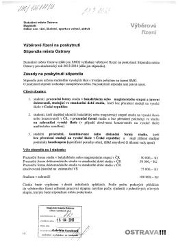 Vyberove - Ostrava