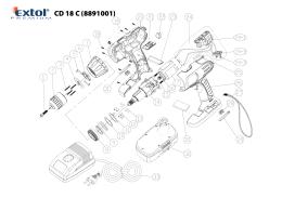 CD 18 C (8891001)