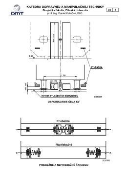 katedra dopravnej a manipulačnej techniky
