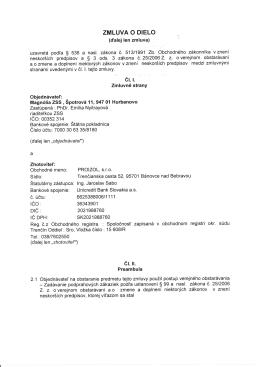 Zmluva_o_dielo_-_PROIZOL_Ban_nad_Bebravou_