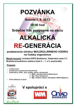 POZVÁNKA Recovery InchebaSK2