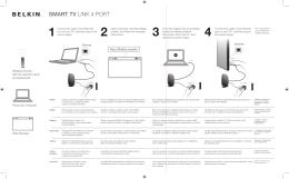SMART TV LINK 4 PORT