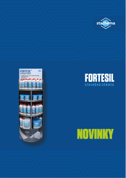 fortesil cleaner