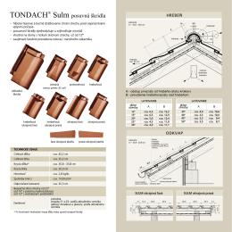 TD_Sulm - Tondach