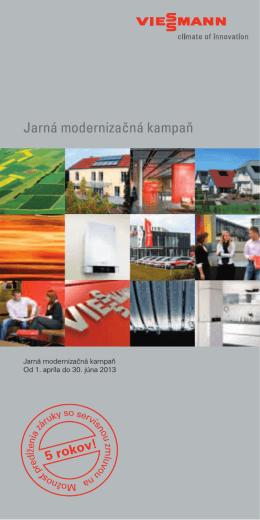 Jarná modernizačná kampaň 2013 – brožúra (.pdf)