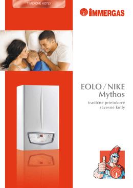 EOLO/NIKE Mythos