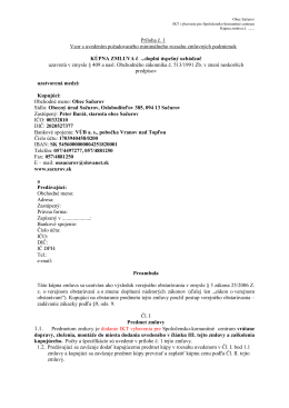 Príloha č. 1 - zmluva IKT