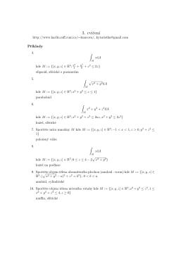 3. 3D integrál