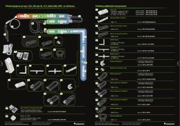 Príklad zapojenia pre typ: RGB LED pás 30, 12 V, dióda
