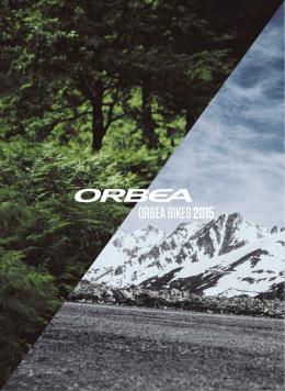 ORBEA BIKES 2015
