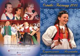 Ostatki – Fašiangy - Towarzystwo Słowaków w Polsce