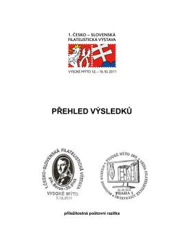 Svaz českých filatelistů