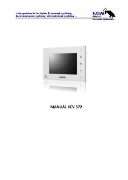 KCV-D372 manual SK.docx