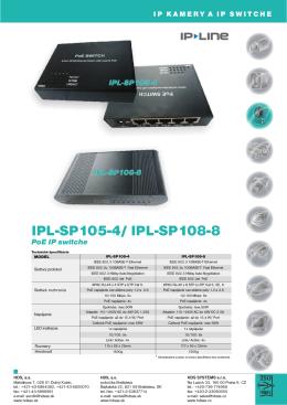 IPL-SP105-4, IPL-SP108