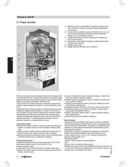 Vitodens 300-W, 3,8 až 35,0 kW274 KB
