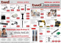 shop.twd.sk - Trendwood-twd