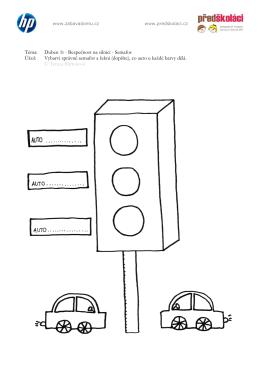Téma: Duben 1t - Bezpečnost na silnici