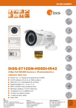DiSS-5712DN-HDSDI-IR42