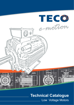 Technical Catalogue