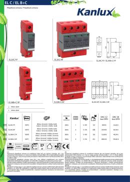 EL C / EL B+C - Elektro