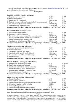 Bravčová krkovička na bryndzových haluškách 150/250g (1,3,7)