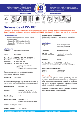 Sikkens Cetol WV 881