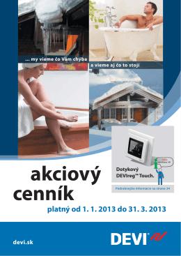 Cenník DEVI 2012_3Qw.indd