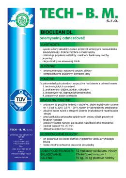 bioclean dl
