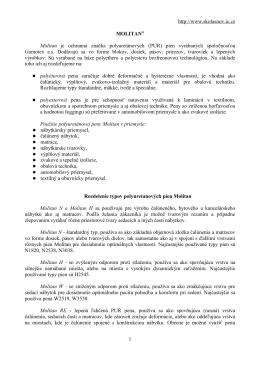 http://www.skolasnov.ic.cz MOLITAN® Molitan je ochranná