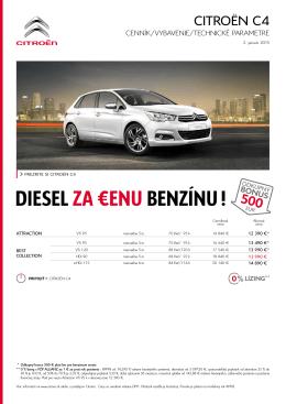 CeNNík - Sonez Auto,sro Nové Zámky