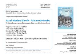 Jozef Medard Slovík - Psie modré nebo