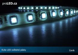 proLED.cz - Světelné LED pásky