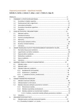 Obsah publikácie