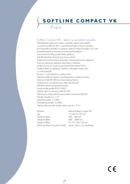 SOFTLINE COMPACT VK